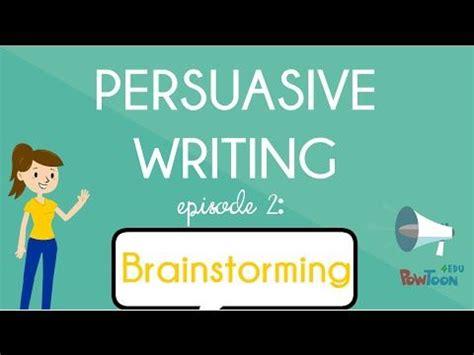 Argumentative essay example persuasive